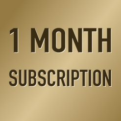 One Month Subscription